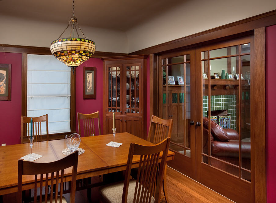 Craftsman Dining Room 2
