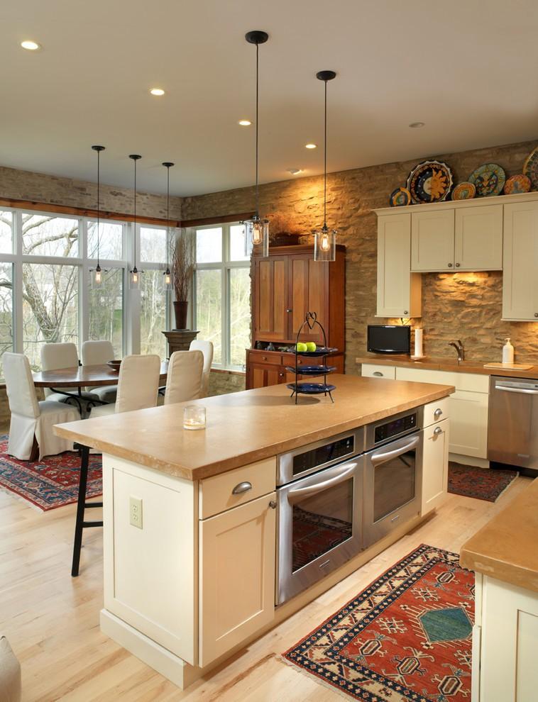 Rustic Kitchen 3